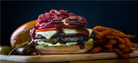 Brothers - מסעדת המבורגרים במרכז