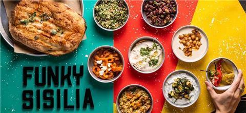 פאנקי סיסיליה - מסעדה ים תיכונית בהוד השרון