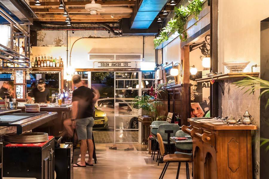 מסעדות באזור השרון