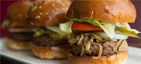 אגאדיר - מסעדת המבורגרים בבני ברק