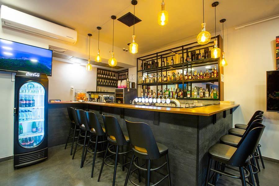 מסעדת קונספט בתל אביב