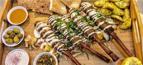 חומוס BAR חיפה - מסעדה טבעונית בחיפה