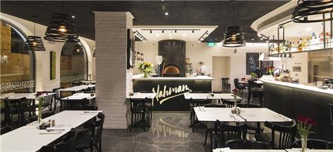מסעדת נחמן - מסעדה חלבית בכיכר המוזיקה, ירושלים