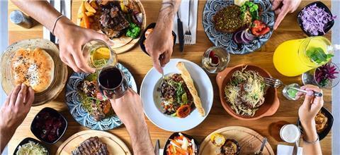 בר בשר - מסעדה ים תיכונית במעונה
