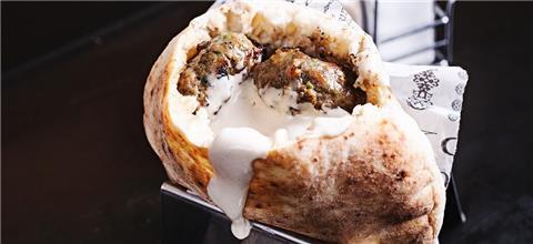 פיתה בשר ״סדש״ - מסעדת בשרים בראשון לציון