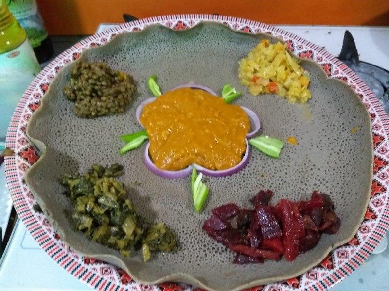 מגננה מסעדה אתיופית
