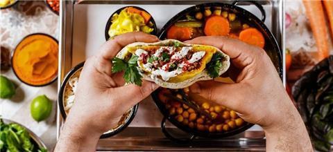 קובה ופיתה - מטבח ביתי במחנה יהודה, ירושלים