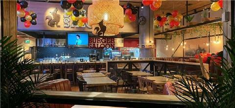 בורגר סאלון סמי עופר - מסעדת המבורגרים בחיפה