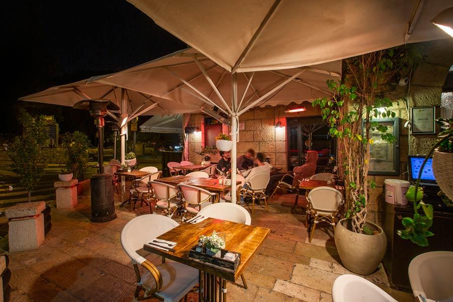 מסעדת ביסטרו בירושלים