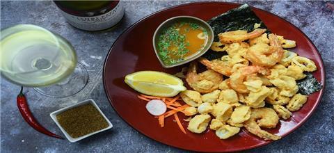 פלוקה - מסעדת דגים בעכו העתיקה, עכו