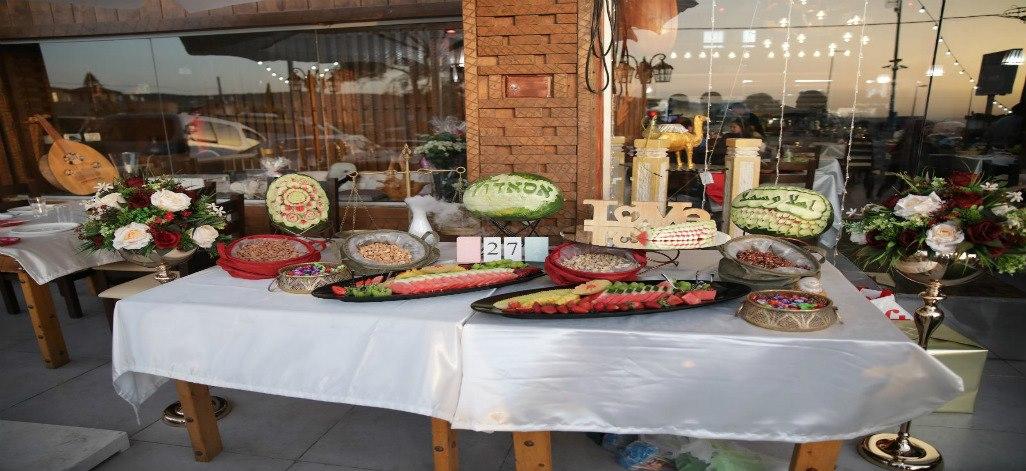 תמונת רקע אסאדו מסעדת בשרים ודגים