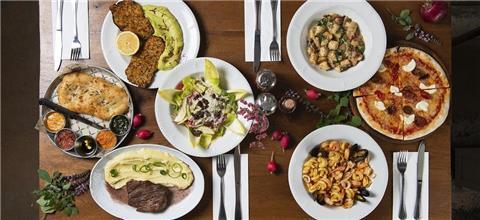 אלורה - בית איטלקי - מסעדה איטלקית במרכז