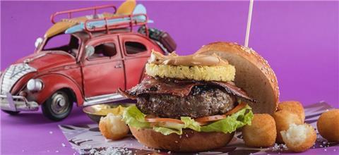 NYX BURGER - מסעדת המבורגרים בתל אביב