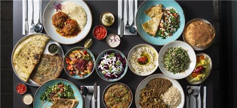 khudari - מסעדה טבעונית בתל אביב