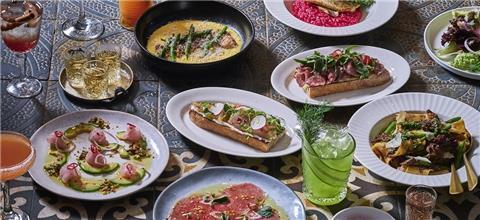 אמש - מסעדה ים תיכונית בדרום תל אביב, תל אביב