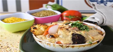 אום כולתום - חומוס בר - מסעדה טבעונית בחיפה