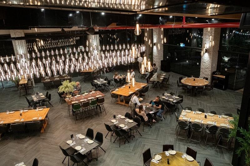 מסעדת ערמונים בדרום