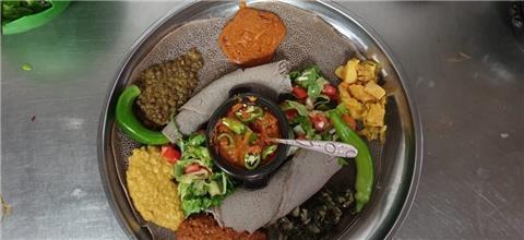 מסרקיוי מסעדה אתיופית - מסעדה אתיופית בתל אביב