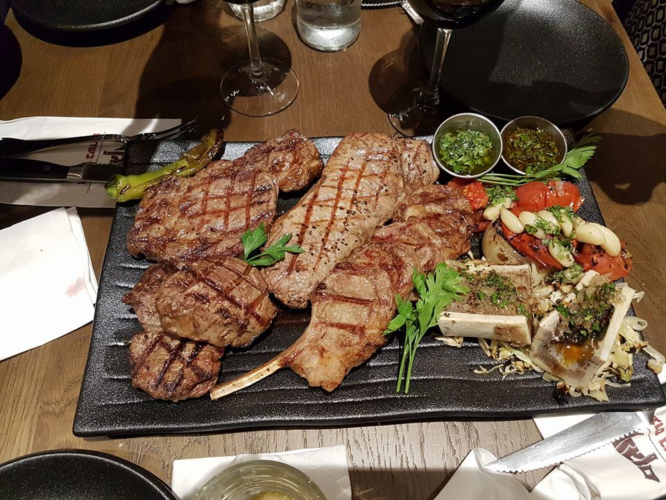 מסעדת אנגוס תל אביב