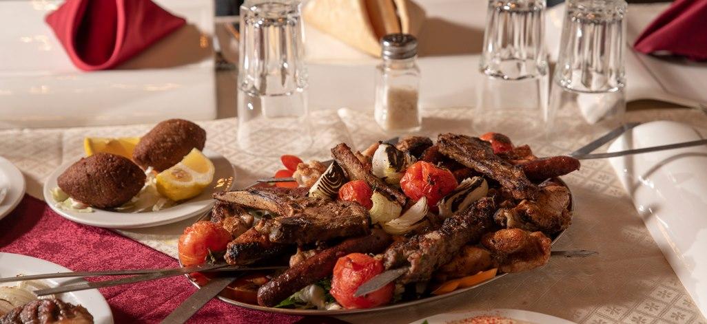 תמונת רקע מסעדת ביירות