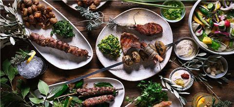 גריל עץ - מסעדת בשרים בראש פינה