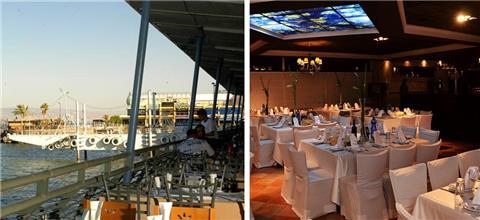 גלי גיל - מסעדת דגים בטבריה