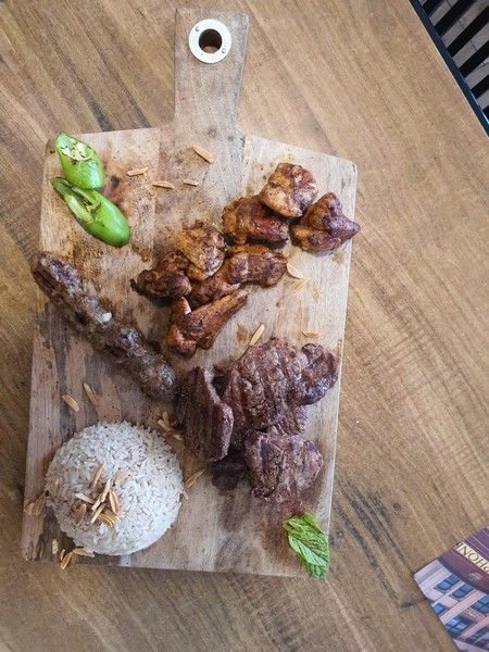 תמונה של המטבח הדרוזי-מסעדה אותנטית - 1