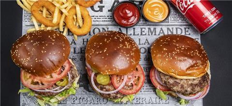 רודיס בורגר בר - מסעדת המבורגרים במרכז