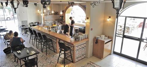 פונדק עין -כרם - מסעדה איטלקית בירושלים
