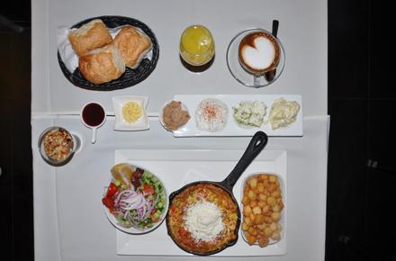 ארוחת בוקר בשוקו לולו