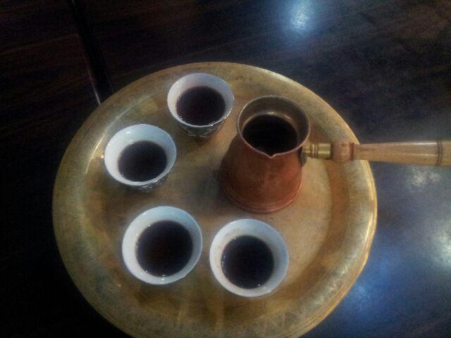 אין כמו קפה טוב לדרך - נעורה