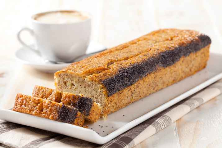 עוגת פרג והדרים של ביסקוטי (צילום: בועז לביא)