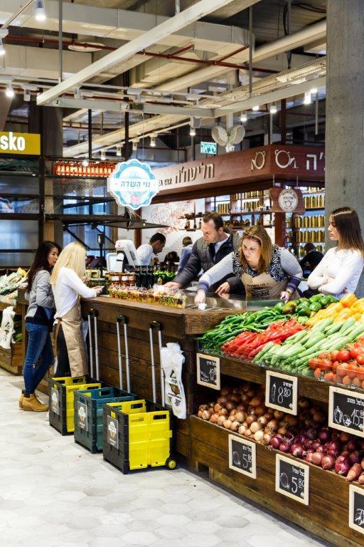 שוק צפון. צילום: מתן כץ