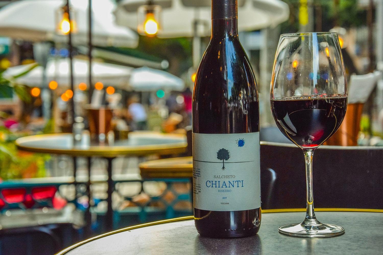 חגיגות הסילבסטר ברובע בר יין (צילום: גל איצקוביץ)