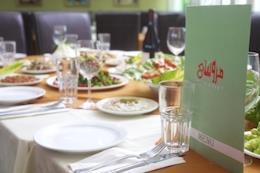 לבנוני משובח בצפון: מסעדת מרוש