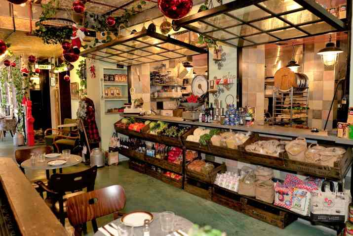 מסעדת שטרודל בחיפה (צילום: באדיבות המקום)