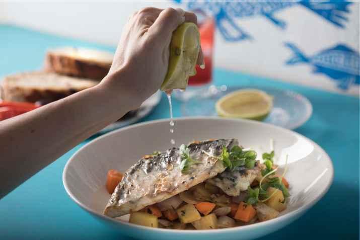 פילה דג של מסעדת קלמטה (צילום: דניאל לילה)