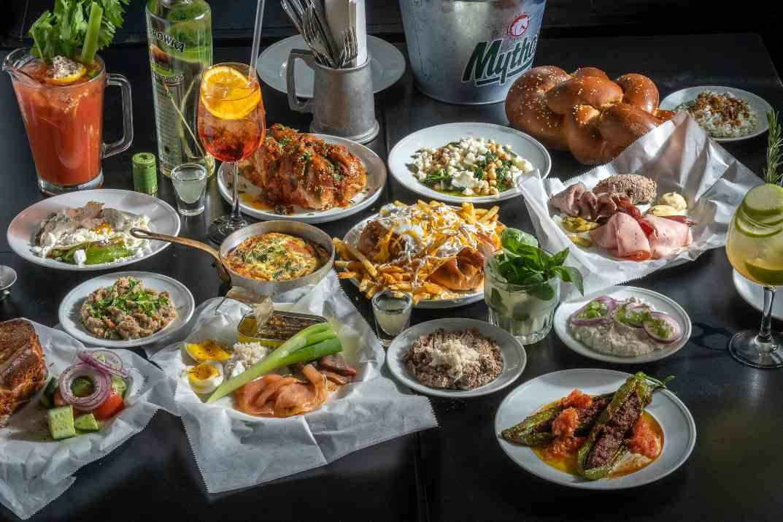 ארוחת בחירות של שישקו (צילום: באדיבות המקום)