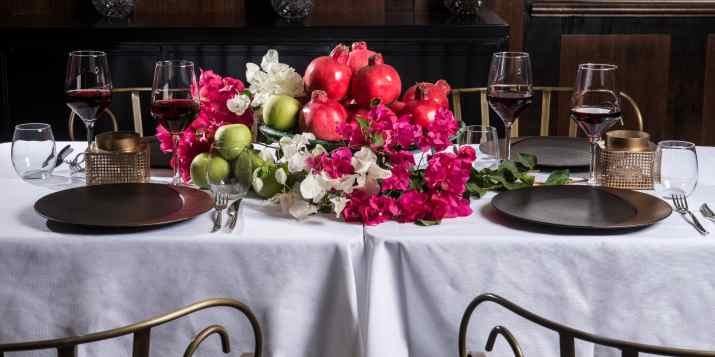 ערב ראש השנה במסעדת זאדה (צילום: באדיבות המקום)