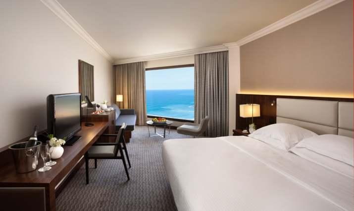 """מלון דייויד איטנרקונטיננטל (צילום: באדיבות יח""""צ המלון)"""
