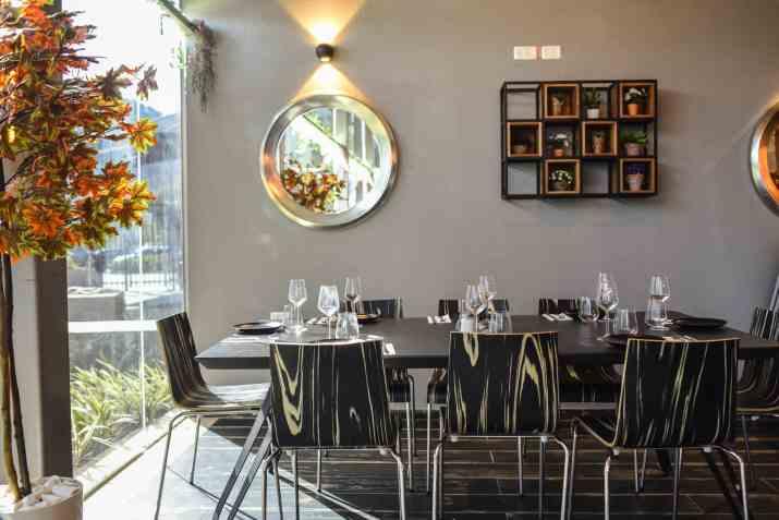 מסעדת גליאנו במלון גלילון (צילום: גלעד הר שלג)