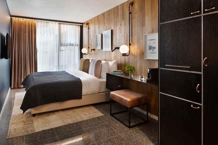 מלון פבריק (צילום: אסף פינקוק)