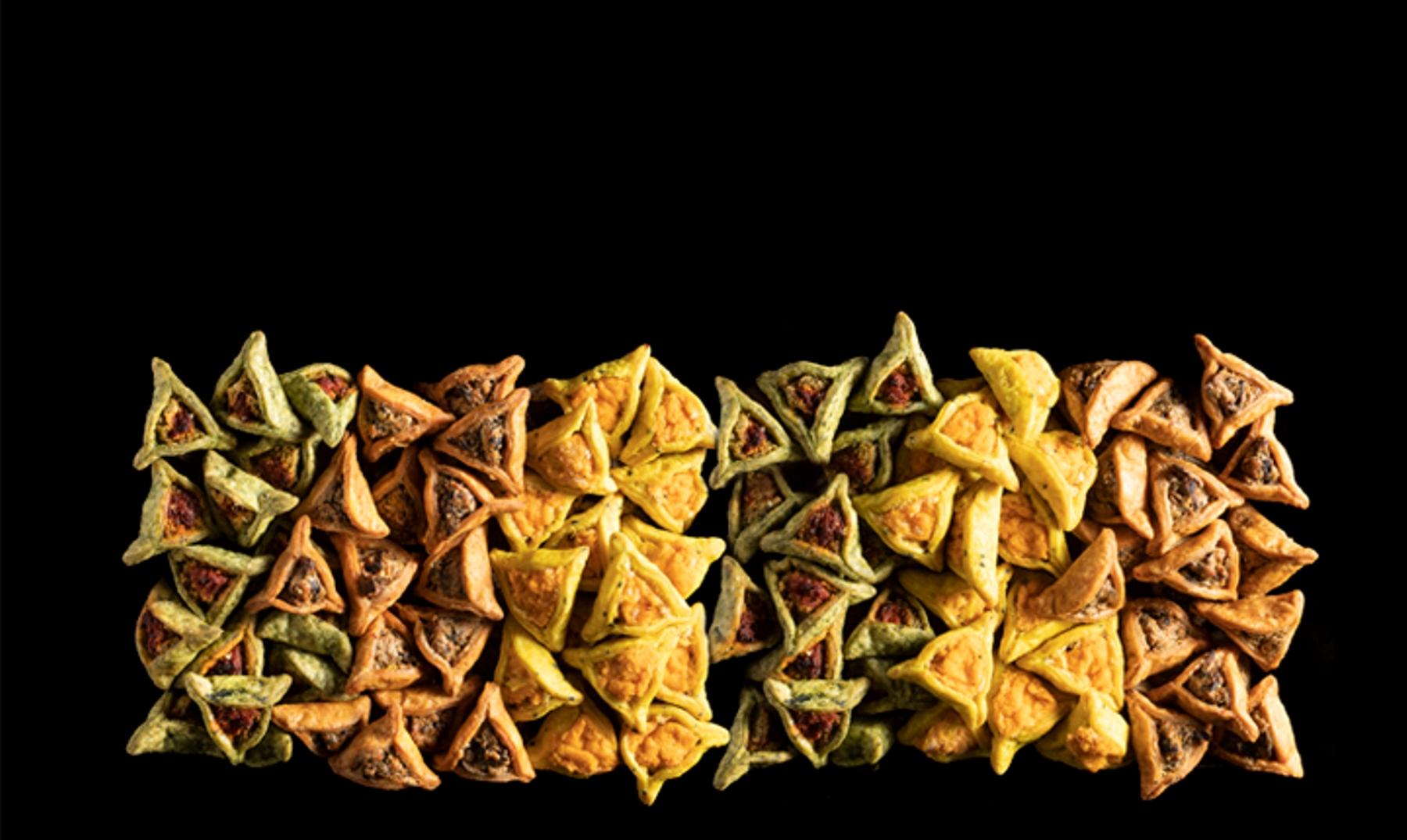 אוזני המן מלוחות של מונייר (צילום: דניאל לילה)