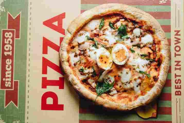 פיצה פרדיסו (צילום: באדיבות אתר רול)