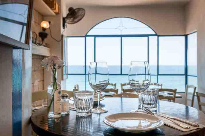 מסעדת קלמטה ביפו (צילום: דניאל לילה)