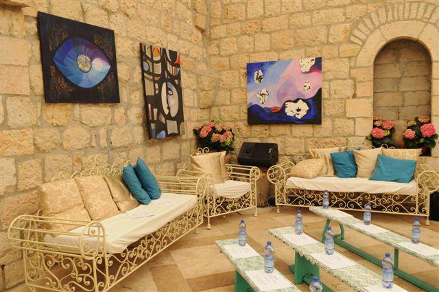 הגלריה של נבל דוד בירושלים
