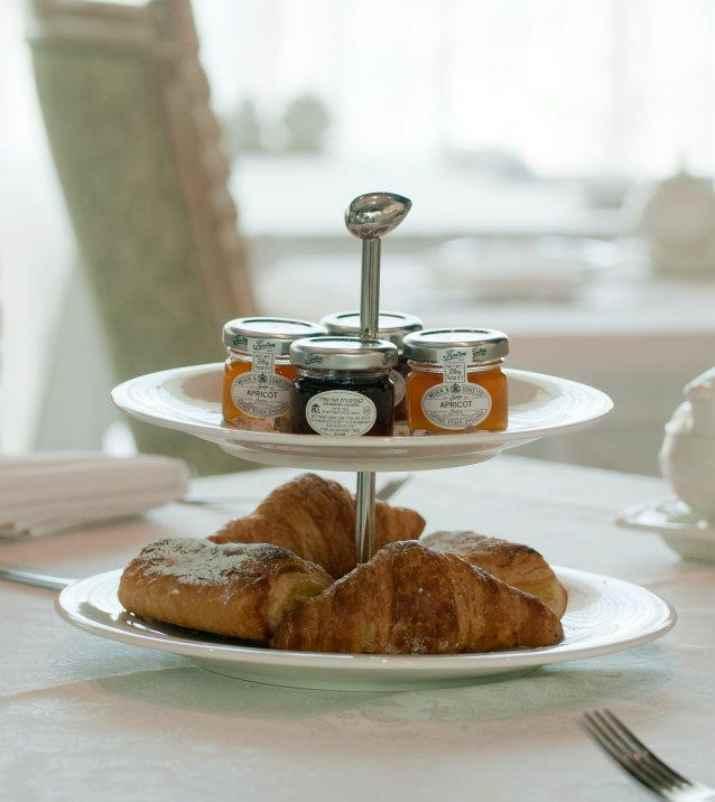 ארוחת בוקר בהרודס (צילום: באדיבות המקום)