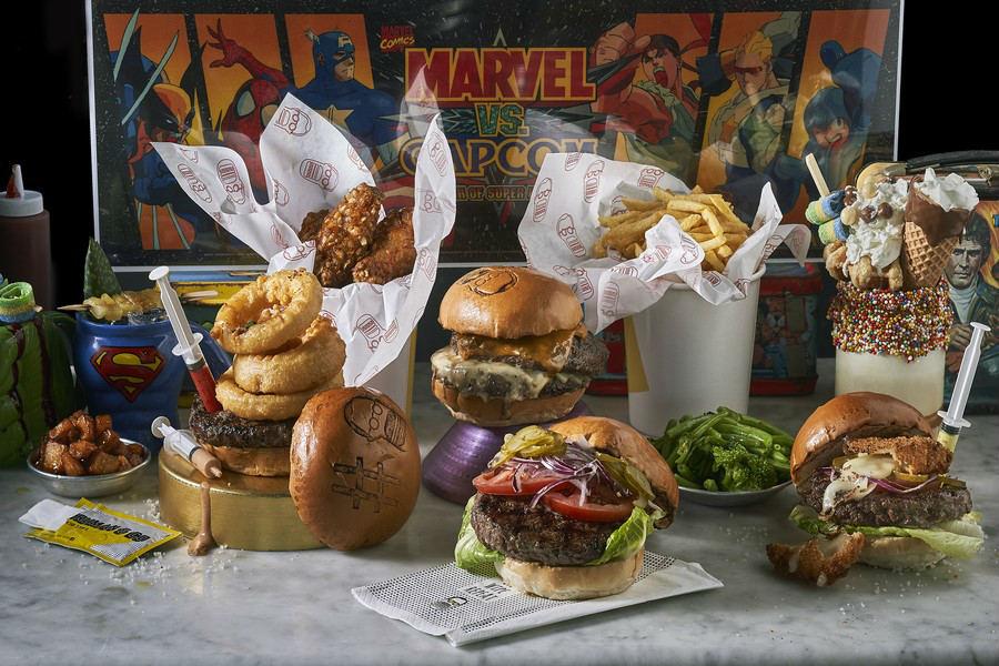 המבורגרים של טרומן (צילום: באדיבות המקום)