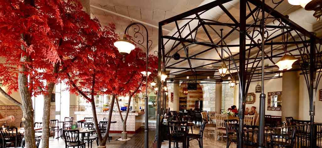 מסעדת לוצ'נה בממילא ירושלים