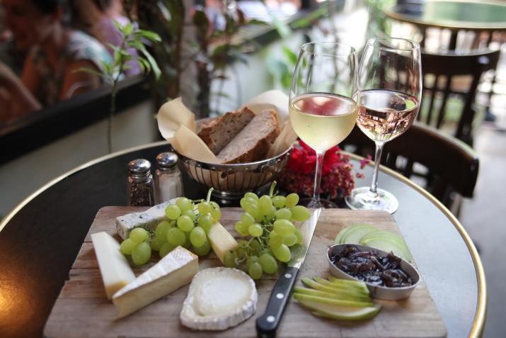 פלטת גבינות בפר דרייר (צילום: ovlac)